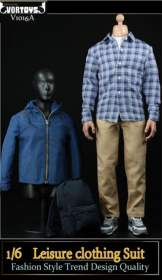 VOR Toys - Parker Field Trip Outfit (V1016A - Chinos)