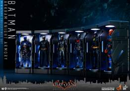 Batman: Arkham Knight Armory Miniature Collectible Set