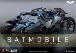 Batman Begins - 1/6th scale Batmobile Vehicle
