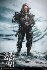 The Wandering Earth - Captain Wang Lei