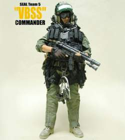 SEAL TEAM 5  VBSS Commander