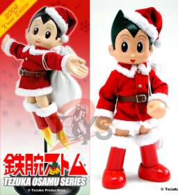 X'mas ASTRO BOY action figure