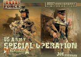 07 Anniversary - US Army Special Operation Detachment A-Joe Brennan