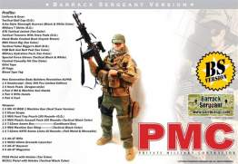 Barrack Sergeant - PMC