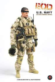 E.O.D - U.S. Navy Explosive Ordinance Disposal