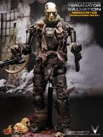 Terminator Salvation - T-600 (Weathered Rubber Skin ver)