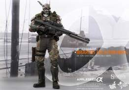 Appleseed Alpha: 1/6th scale Briareos Hecatonchires