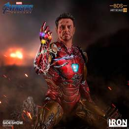"Iron Studios - Avengers: Endgame 1:10 Scale "" I am Iron Man"""