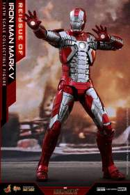 Iron Man 2 - Mark V Diecast (Reissue)