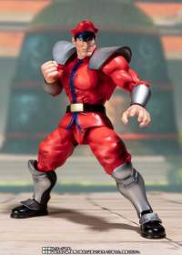 S.H.Figuarts - Street Fighter: M Bison