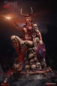 TBLeague - Sariah, the Goddess of War