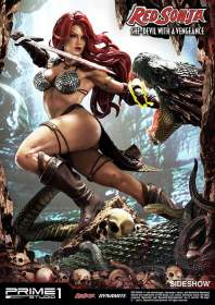 Prime 1 Studio - Red Sonja: She-Devil with a Vengeance