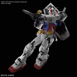Bandai - 1/60 Scale RX-78-2 Gundam PG Unleashed Model Kit