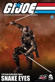 Threezero - Snake Eyes Sixth Scale Figure