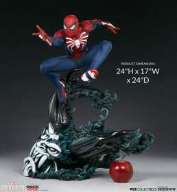 PCS Collectibles - Spider-Man Advanced Suit Statue