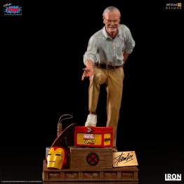 Iron Studios - 1:10 Art Scale Stan Lee Deluxe Statue
