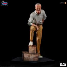 Iron Studios - 1:10 Art Scale Stan Lee Statue