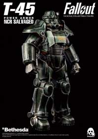 Threezero - Fallout T-45 NCR Salvaged Power Armor