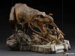 The Final Scene – Demi Art Scale 1:20 – Jurassic Park Statue