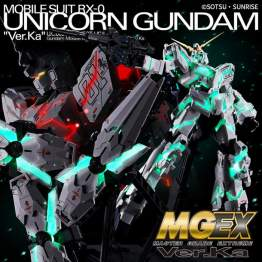 MG Unicorn Gundam (Ver.Ka)