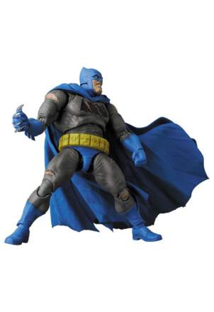 MAFEX - The Dark Knight Returns Triumphant Batman