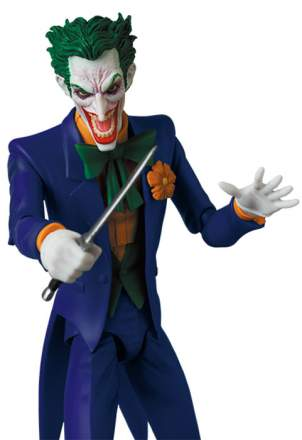 MAFEX - Batman: Hush Joker