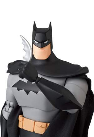 MAFEX - The New Batman Adventures Batman