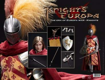 POP Toys - The Era of Europa War Griffin Knight
