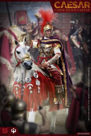 HY Toys - Julius Caesar Suit Version