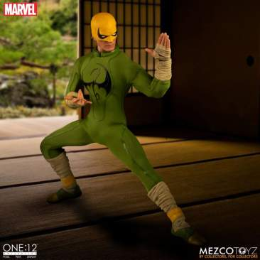 Mezco - One 12 Collective Marvel Iron Fist