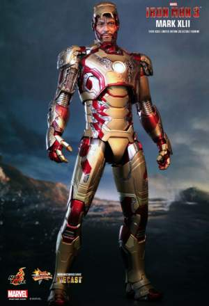 Iron Man 3 : Mark XLII (MK42)