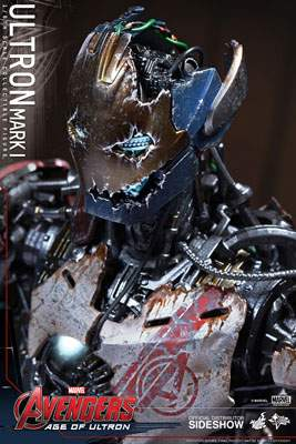 Avengers: Age of Ultron - 1/6th scale Ultron Mark I
