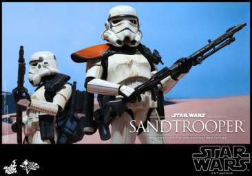 Star Wars: Episode IV A New Hope - 1/6th scale Sandtrooper