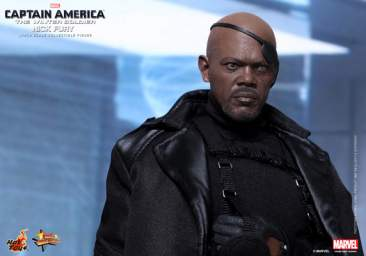 Captain America: The Winter Soldier - 1/6th scale Nick Fury