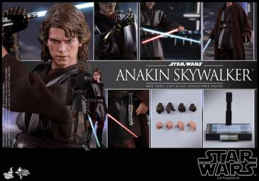 Star War Episode III: Revenge of the Sith - 1/6th scale Anakin Skywalker