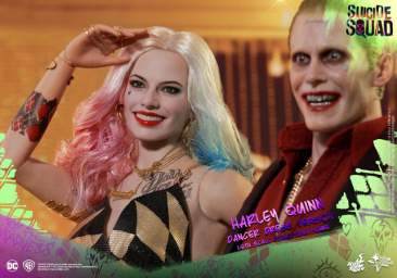 Suicide Squad - 1/6th scale Harley Quinn (Dancer Dress Version)