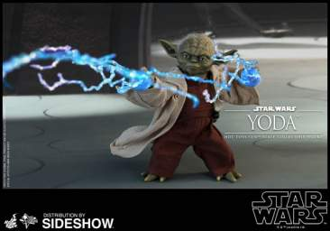 Star Wars: Ep II: Attack of the Clone - Yoda