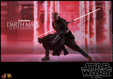 Star Wars Episode I: The Phantom Menace - 1/6th scale Darth Maul (DX16)