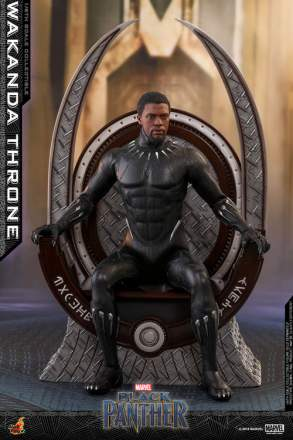 Black Panther - 1/6th scale Wakanda Throne