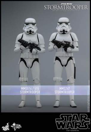 Star Wars - 1/6th scale Stormtrooper