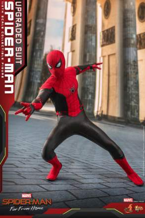 Spider-Man: Far From Home - Spider-Man (Upgraded Suit)