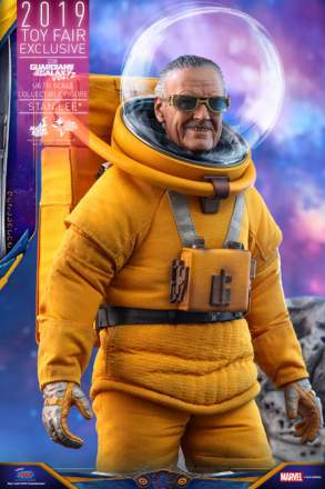 Guardians of the Galaxy Vol. 2 - Stan Lee® (Toy Fair Exclusive)