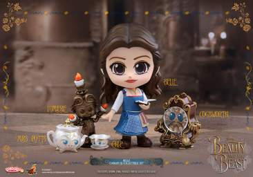 Cosbaby - Beauty and The Beast - Belle Set