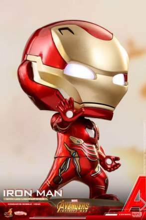 Cosbaby - Avengers: Infinity War - Iron Man (with Light up function) COSB430