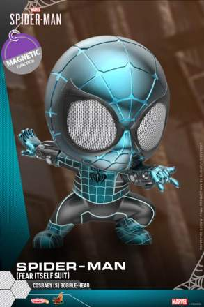 Cosbaby - Spider-Man (Fear Itself Suit) COSB621