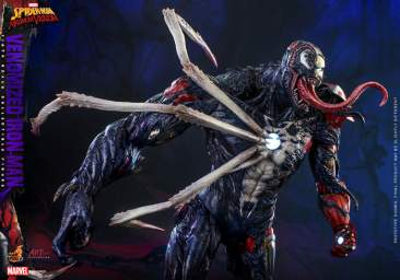 Marvel's Spider-Man: Maximum Venom - Venomized Iron Man