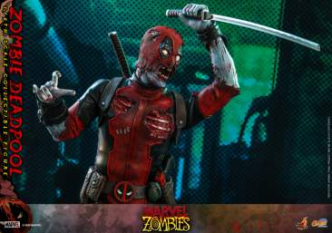 Marvel Zombies - Zombie Deadpool
