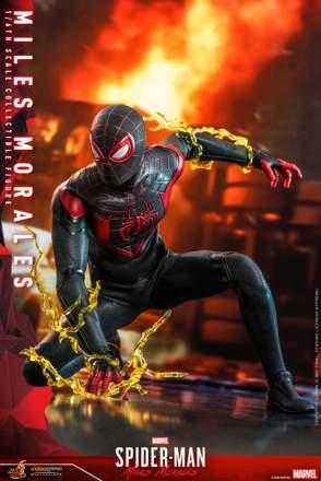 Marvel's Spider-Man: Miles Morales - 1/6th scale Miles Morales