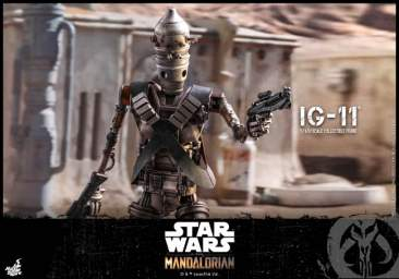 The Mandalorian - 1/6th scale IG-11
