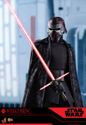 Toy Square Movie Masterpiece 1 6th 1 4th Star Wars The Rise Of Skywalker Kylo Ren